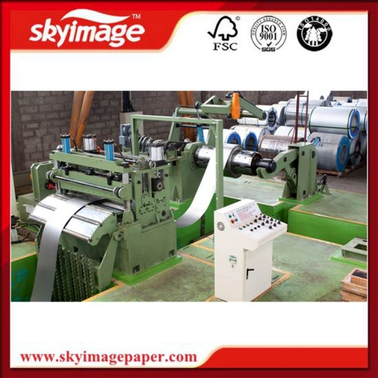 High Efficient Slitting Machine for Industrial Sublimation Paper Production