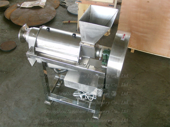 Commercial Fruit Juice Making Machine Ginger Juice Machine pictures & photos