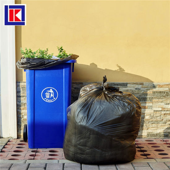 New Product Large Capacity 65 Gallon Trash Bag On Roll