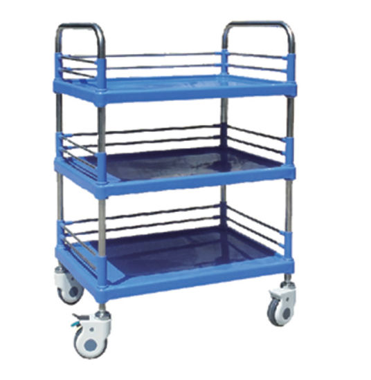 Medical Equipment Hospital Furniture Treatment Trolley pictures & photos
