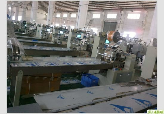 High Speed Automatic Flow Wrapping Packing Machine Zp380 pictures & photos