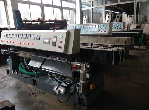 New Condition and Ce Certification Glass Machinery to Polish Edge Machine pictures & photos
