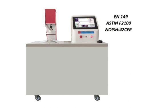 Computer System Particle Filtration Efficiency Tester (European Standard) -Air Filter Materials Testing Machine-Medical Masks Tester- (PFE) pictures & photos