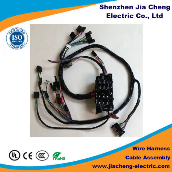 Brilliant China Terminal Wire Harness Switch Power Cable For Electrical Wiring Digital Resources Bioskbiperorg