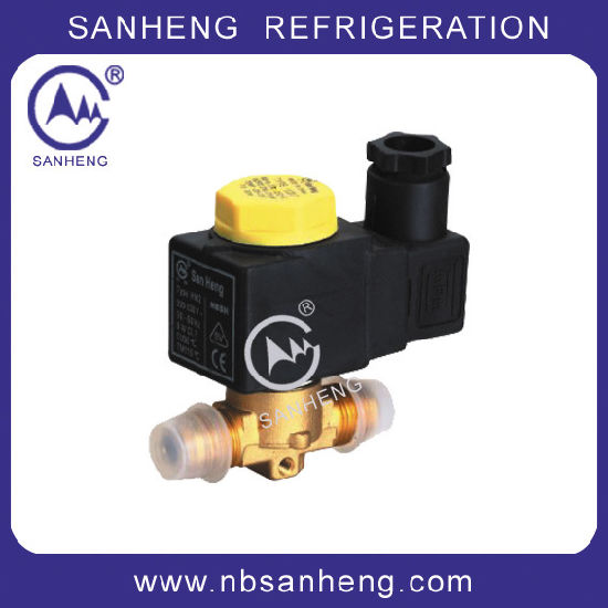 Good Quality Automatic Solenoid Valve for Refrigeration System