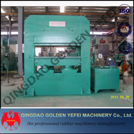 Best Rubber Car Mat Vulcanizing Press Machine pictures & photos