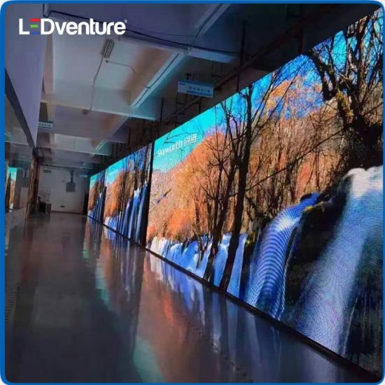 P2.6 P2.9 P3.9 P4.8 LED Video Screen Panels Indoor Outdoor Rental LED Display Screen