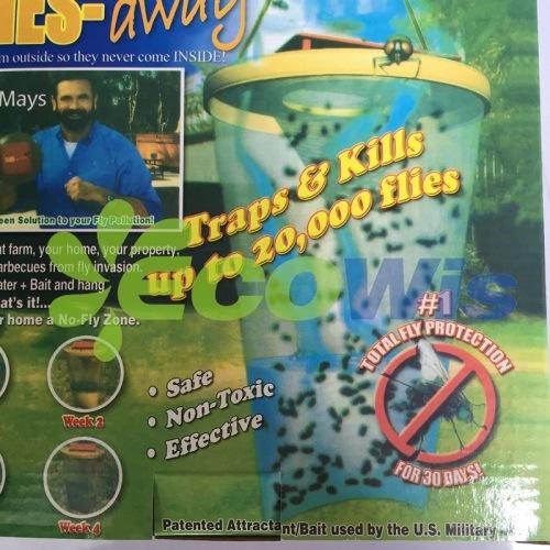 Flies Away Trap Catcher (HT5059)
