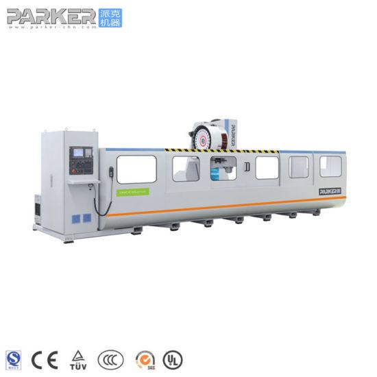 Aluminum CNC Machining Center Bt40