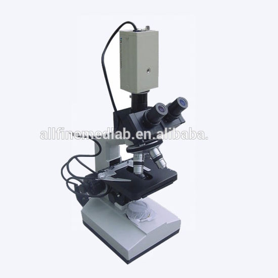 Xsz-107bn+CCD Medical Laboratory Binocular Microscope pictures & photos