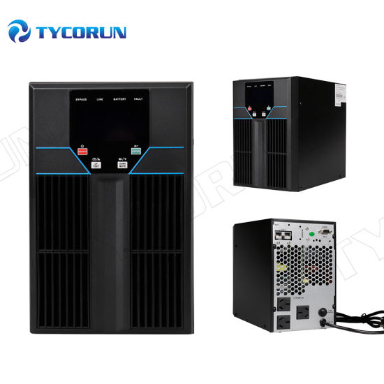 Tycorun Industry Online 1kVA-10kVA with Lithium Battery UPS Low Frequency Power Supply UPS