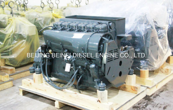Diesel Engine F6l912t 4-Stroke Air Cooled Diesel Engine 61kw/72kw pictures & photos