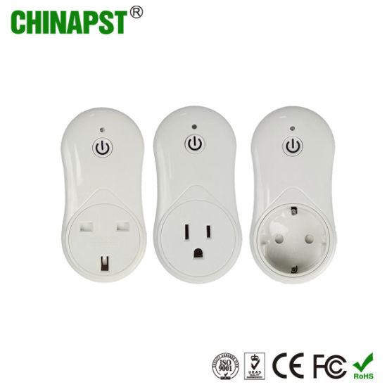 China 2019 High Quality EU/UK/Us Tuyasmart WiFi Smart Socket