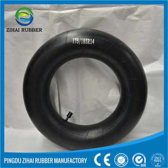 Natural Butyl Rubber 175/185-14 6.00/6.50-14 Car Tire Tyre Inner Tube