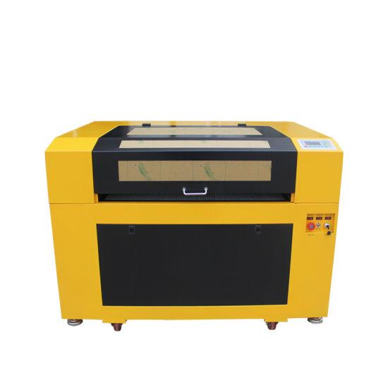 9060 Laser Engraving Machine Laser Cutting Machine 80W 100W Reci Laser Engraving Machine