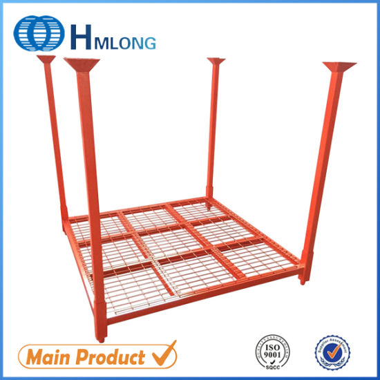 China Steel Stacking Adjustable Heavy Duty Tire Rack Wholesale