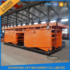 High Performance Vertical Hydraulic Warehouse Cargo Lift for Workshop pictures & photos