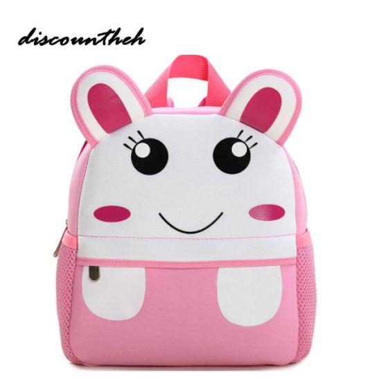 ee04b72acc Cartoon Kids School Bags for Children Girl School Backpacks for  Kindergarten Baby Mochila Infant School Bags