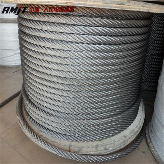 China 10mm Galvanized Steel Wire Rope - China Rope, Wire Rope