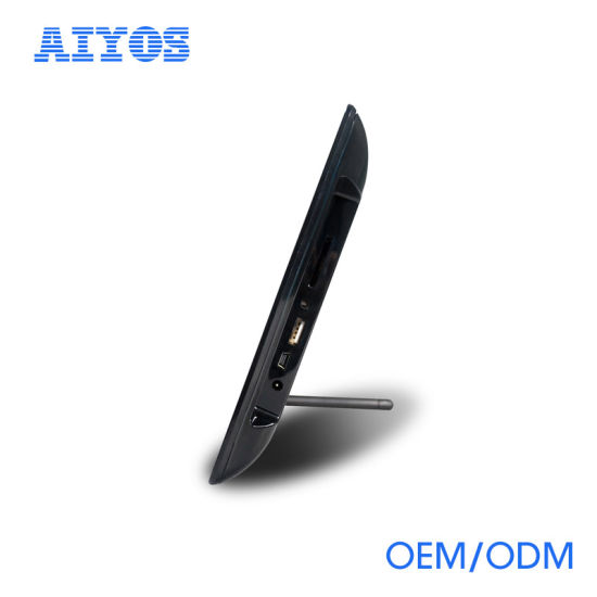 China Portable Mirror Aiyos IPS Digital Frame with Internal Battery ...