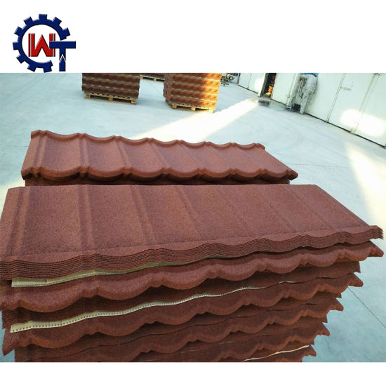 Building Materials For French Stone Coated Roof Tiles