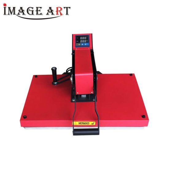 High Pressure High Quality Shaking Head Heat Transfer Heat Press Machine for Sublimation Printing (40X60cm)