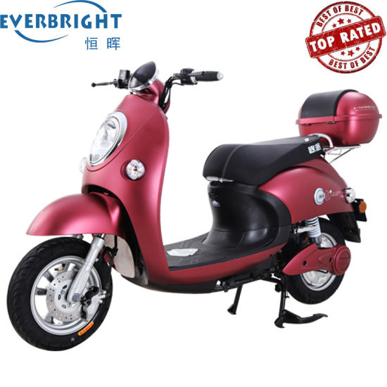 Best Selling E Motorcycle 60V1600W Electric Scooter Motorbike for India Market pictures & photos