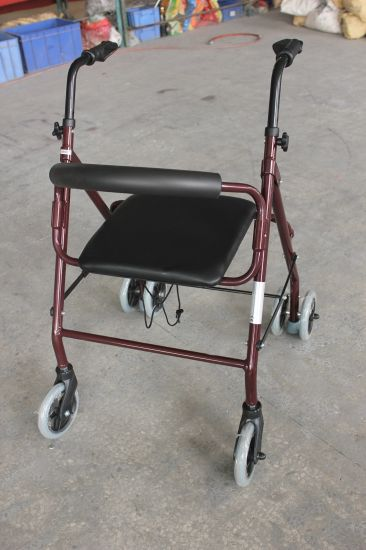 High Quality Waling Aids/Walking Frame/Walker/Rollator (SK-RT405) pictures & photos