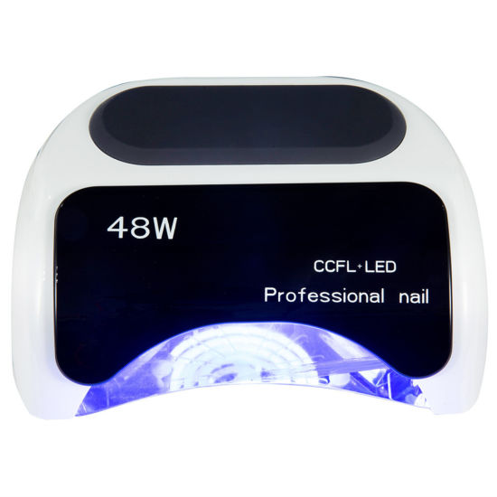 Nail Polish Dryer Electric Automatic Induction CCFL UV LED Nail Lamp pictures & photos