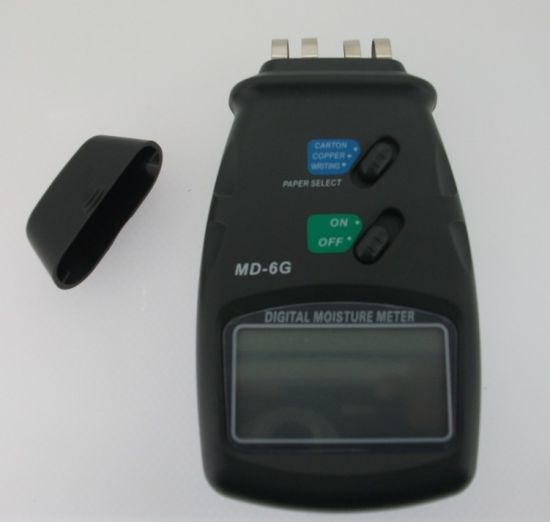 Md-6g Paper and Wood Moisture Meter pictures & photos