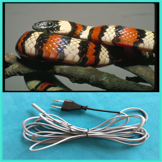 Wholesale Electric Aquarium Heating Cable pictures & photos