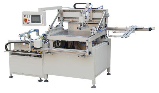 Automatic Screen Printing Machinery Hy-H56 Label Printer Silk Screen Printing Machine Packing Label Silk Printer Machine Heat Transfer Paper