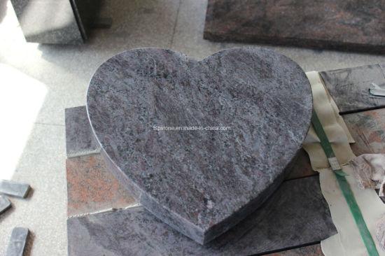 China Popular Granitemarble Stone Funeralmemorialheadstone