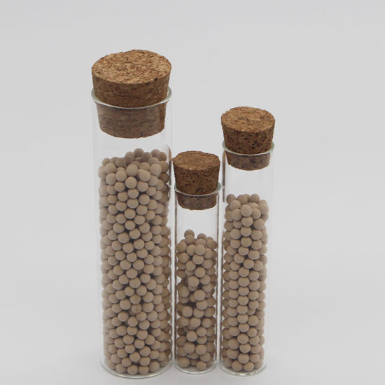 Xintao High Efficiency 3A Molecular Sieve in Alcohol Drying pictures & photos