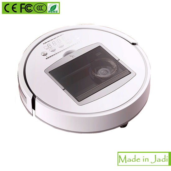 Having Brain Mapping with Memory Navigation Robot Vacuum Cleaner pictures & photos