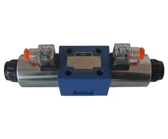 4we10 Series Solenoid Operated Directional Valve pictures & photos