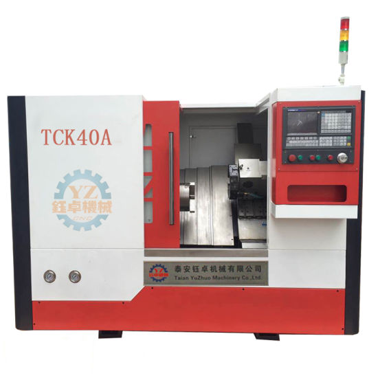 Factory Supply CNC Lathe with Milling CNC Turning Center
