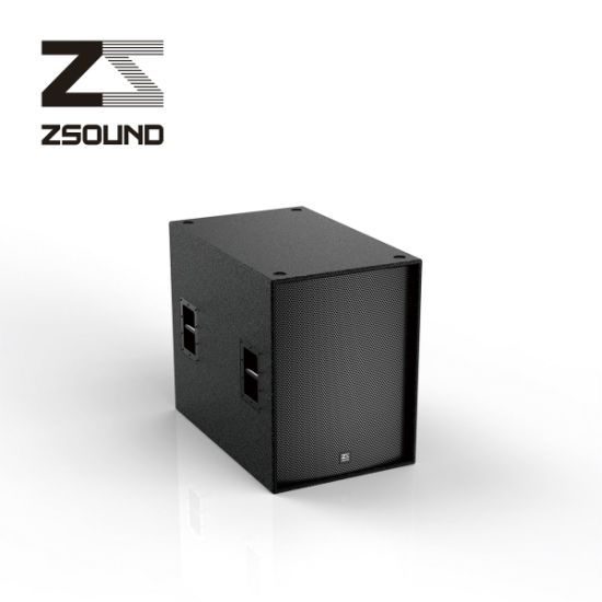 China 18inches PA Subwoofer Speaker - China Subwoofer