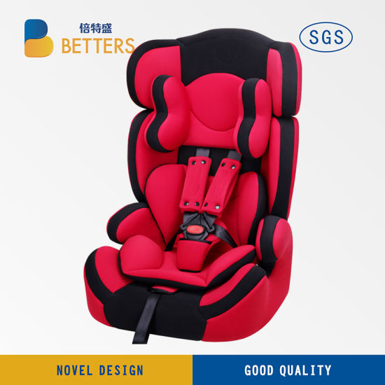 China Hot Sale Child Kids Baby Car Seat