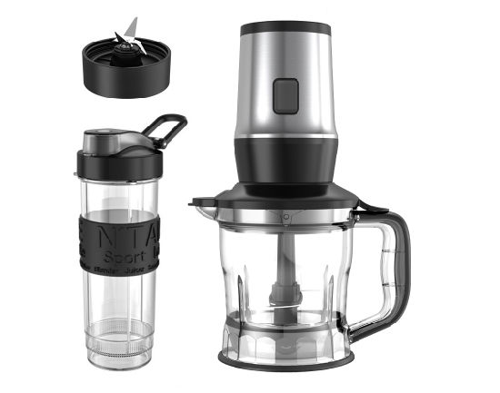 New Design Multi Food Processor Vegetable Chopper with Juice Blender 2 in 1