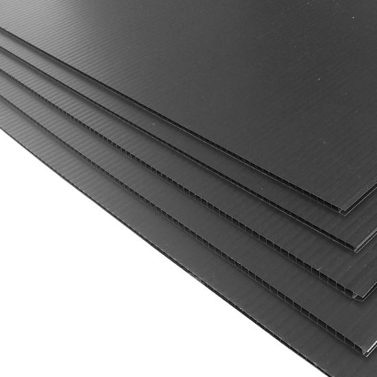 China Correx Fluted Plastic Or Pp Floor Protect Board China