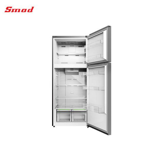 421L Frost Free Double Door Top Freezer Fridge Refrigerator with DOE