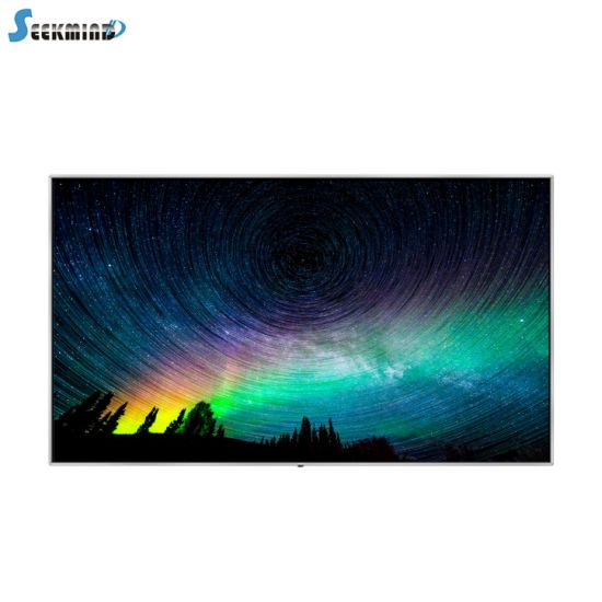 4K 3840X2160 LCD Screen Advertising Commercial Display