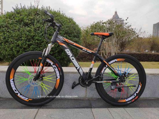 China 21 Speed Mtb 26 Inch Hardrail Mountain Bike With Colorful Wheel China Boy Mountain Bike Mtb Bike