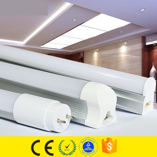 Wholesale Waterproof Lighting T5 T8 18W Glass Fluorescent LED Tube pictures & photos