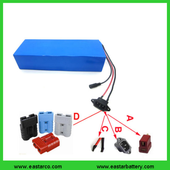 Factory 18650 60V 12ah Lithium Ion Battery Packs for Harley Electric Vehicle