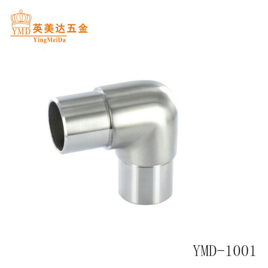 Stainless Steel Staircase Handrail Fittings Elbow, Pipe Fitting Elbow (1001)