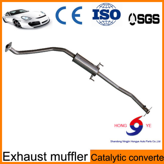2017 Hot Sell Car Exhaust Muffler From China China Exhaust