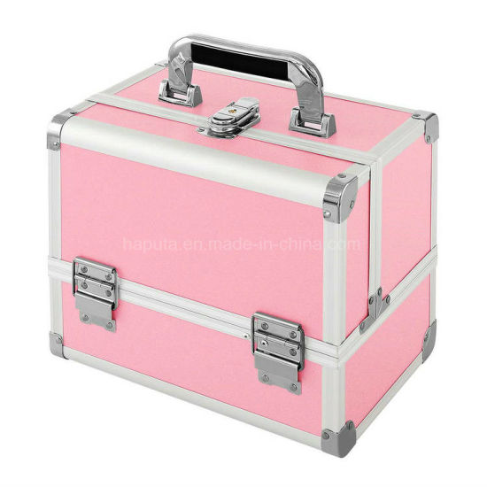 Professional Cosmetic Case Makeup
