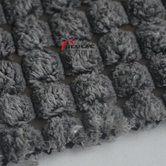 Car Decoration Car Seat Fabric Warn Fleece Design
